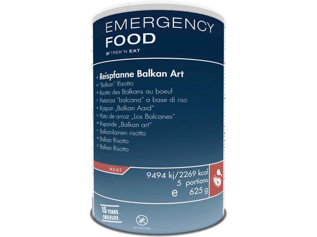 Trek'n Eat Emergency Food Can 625g, Balkan Risotto